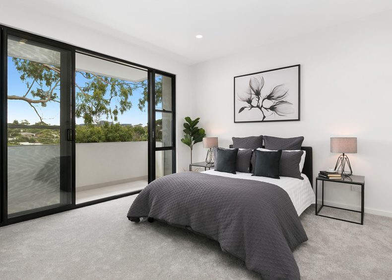 Quay-Building-Gymea-Bedroom